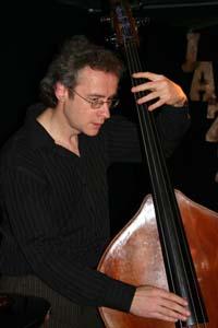 Dirk im Schlot Jazzclub